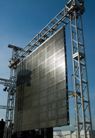 Visible Display Jumbotron LED screen rental