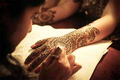 Henna Traditions henna painting