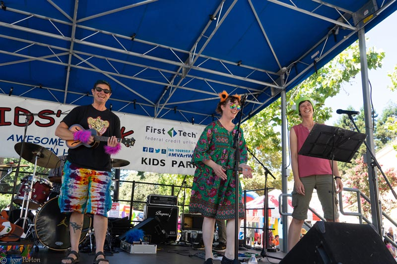 Kids Park Community Stage