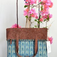 Jigisha Darbha textile art medium bag