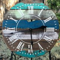 Diana Owens custom clocks