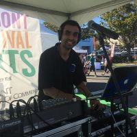 Community Stage: DJ Alex Reyes